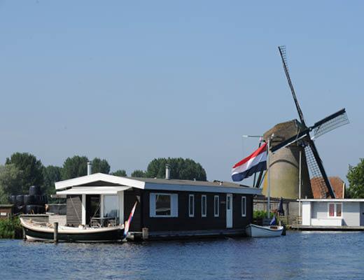 Wonen op het water 01_ Verbeek Advies 520 x 400 pixels